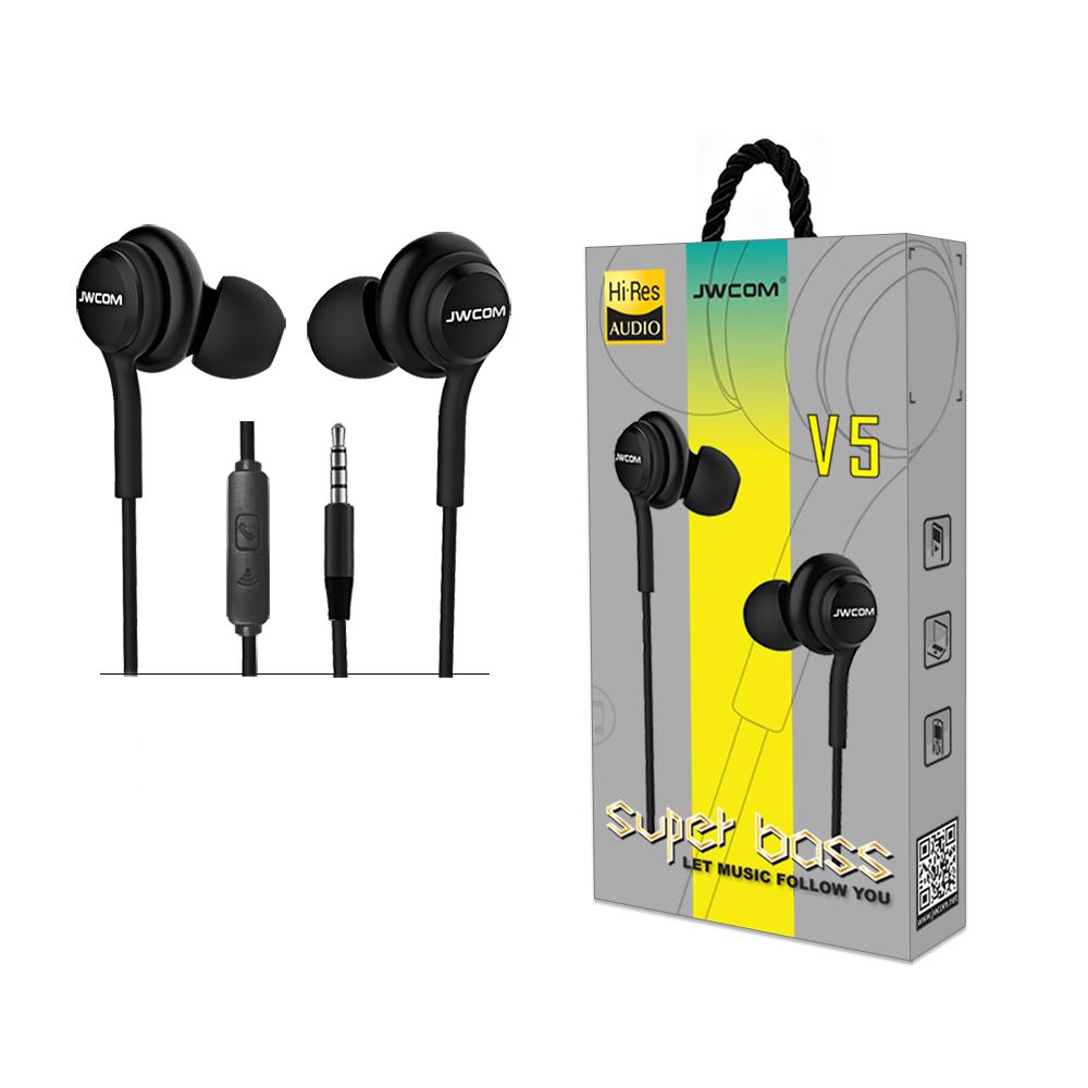 Fone de Ouvido com microfone IN-EAR FO-V5